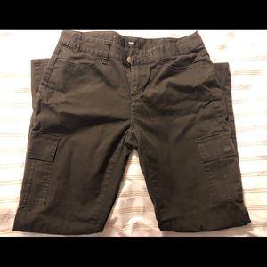 Mosimo straight leg cargo jeans